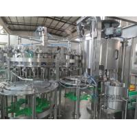 Best Carbonated Drink Automatic Glass Bottle Filling Machine 8000BPH with Crown Cap wholesale