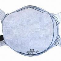 Best N95/N99/FFP1/FFP2/FFP3 Dust Mask/Mouth-muffle/Respirator with Active Carbon and Nonwoven Fabric wholesale