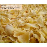 Chinese Hunan Province Hyperalimentation Dried Lily Bulbs Lilium Brownii
