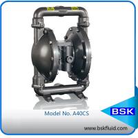 Buy cheap Membrane Diaphragm Liquid Pump Double Acting Diaphragm Pump Max Head M 70 from wholesalers
