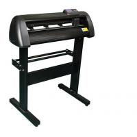 Quality Plotter Printer Vinyl Sticker Cutting Machine With DMPL / HPGL Command Set wholesale