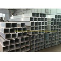 Best ASTM Galvanized Steel Square Tubing Galvanized SHS RHS Hollow Section Steel Pipe wholesale