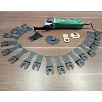 Buy cheap Oscillating Multitool Quick Release Saw Blades Set With Fast Cutting Efficiency from wholesalers