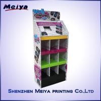 Best Carton Advertising Cardboard Floor Display Stands For Computer Mouse And Keyboard wholesale