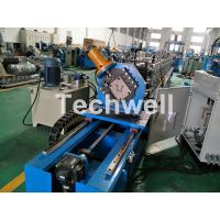 Best Cold Rolling Forming Machine For Making Top Hat Channel / Furring Channel Profiles wholesale