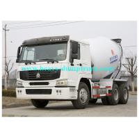 China Sinotruk HOWO 8cbm Concrete Mixer Truck with Bonfiglioli Speed Reducer on sale