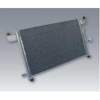 Steel Tube Aluminum Fin Hydrophilic Fin Window Type Air Conditioner Radiator For Heating