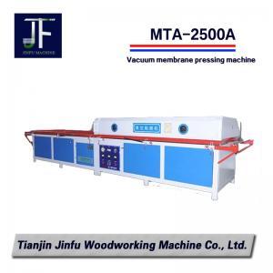 Best JINFU MTA-2500 Vacuum Membrane Pressing machine/woodworking machinery wholesale