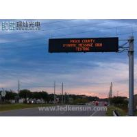 Best 1 / 8scan Waterproof LED Display  P5 With 160°Vision Angle 1200W/sq.m wholesale