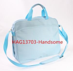 Best Handheld Personal Computer Bag Bule Color Briefcase-HAG13703 wholesale