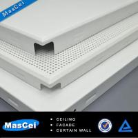 Best Sound Absorbing Ceiling Tiles and Round Hole Perforated Screen wholesale