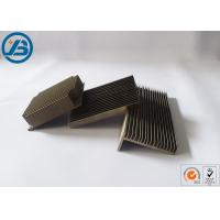 Best AZ31B Mag Extrusion Profile Heat Sink Radiator With Customized Color Size wholesale