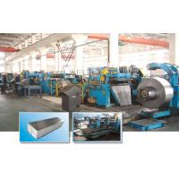 Cheap Industrial 0-80M/min Precision Hydraulic Slitting Line With Low Energy Consumption for sale