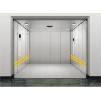 Best Safety Vehicle Elevator Painted Steel / Hairline Stainless Steel Material Made wholesale