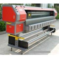 8 Heads Large Format Solvent Printer for Flex Vinyl or One Way Vision 360* 720 40 m2/ h