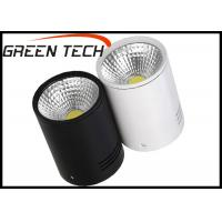 Best Ceiling Surface Mounted Dimmable Down Lights 120 Degree Beam Angle 100 - 240VAC wholesale