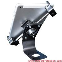 Best COMER desk mounting lock bracket for universal tablet cradle with high security lock for pad display wholesale