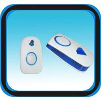 Buy cheap Wireless Doorbell Waterproof Transmitter Button 80-120M Remote Distance from wholesalers