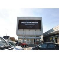Buy cheap 2-3 Dimention Weatherproof Big LED Display Board 14 Bit For Shopping Mall from wholesalers