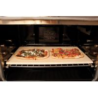 Best Heat Resistance Baking Refractory Pizza Stone No Odor For Home Oven FDA Certification wholesale