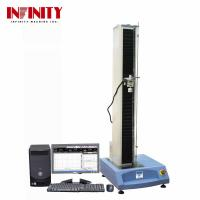 Best 5KN Electronic Universal Testing Machine Textile Testing Instrument High Accuracy wholesale