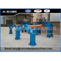 Roller Suspension Concrete Pipe Making Machine With Carbon Steel Material