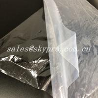 Best Medical Grade Transparent Silicon Rubber Sheet Roll 1~25mmX500~1400mm wholesale