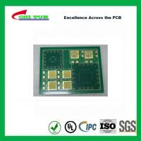 Best Medical Custom Circuit Boards 8L FR4-S1000-2M 1.6MM 0.2MM Hole 217.97X167.84mm wholesale