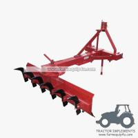Best 4GBR - tractor 3point hitch grader blade with rippers 4Ft wholesale