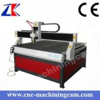 Best 4th axies ,DSP offline affordable cnc router ZK-1212 (1200*1200*120mm) wholesale