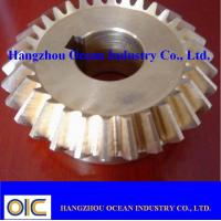 Best Corrosion Resistance Transmission Spare Parts Steering Gear / Speed Gear wholesale