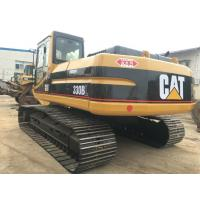Best Japan Second Hand Crawler 30 Ton 330BL Second Hand Excavators 3276h 1.5m3 Bucket wholesale