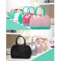 Best Wholesale Fashion Silicon Jelly Shell Bag Multi-function Shell Bag from China wholesale