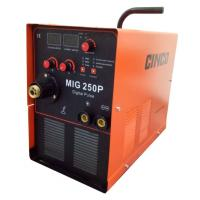 Best MIG250P Pulse Aluminum Welding Machine 9.2KVA with Digital Control Easy to Move wholesale