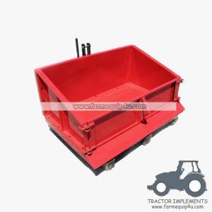 Best TTB100 - Farm equipment tractor 3point hitch transport box,link box wholesale