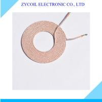 Buy cheap 20.5mm Inner Diameter Wireless Charger Coil A5 Coil Single Layer Single wire from wholesalers