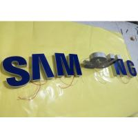 Best Samsung Epoxy Resin Lighted Channel Letters , Injection Plastic Wall Mounted Letters wholesale