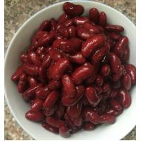 Best Dark Red Color Canning Fresh Vegetables , Canned Kidney Beans In Brine wholesale