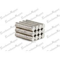 """Best Disc Shape Axially Magnetized Permanent Magnet Dia3/8"""" * 3mm Thick For Electric Products wholesale"""