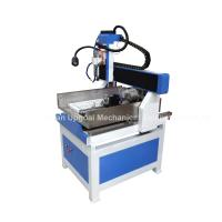 Best 600*600mm Cast Iron CNC Metal Carving Machine with 4th Axis DSP Control wholesale