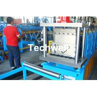 Best Solar Support Structure Roll Forming Equipment , 1.2 - 1.6 mm Thick Roll Former Machine wholesale