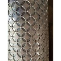 Cheap Anti - Corrosive Embossed Roller For Wall Paper / Plastic / Sheet , Leather Embossing Roll for sale