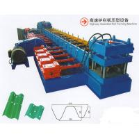 Best Italian Technology Highway Guardrail Roll Forming Machine European Standard Expressway Barrier wholesale