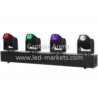 Best cheap sale 4in1 mini Moving Head Led bar beam Light 4 heads 10W RGBW Led disco Light DJ wholesale