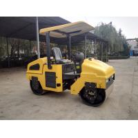 China YZC3.0 Double Drum Vibratory Rollers on sale