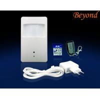 Best House Wireless Remote DVR Motion Sensor Alarms With Microcomputer Intelligent Control wholesale