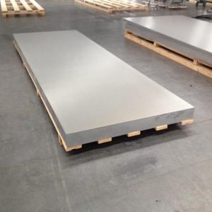 China T7451 Cracking Resistance 8MM Aluminium Sheet 72 - 80Mpa Yield Strength on sale