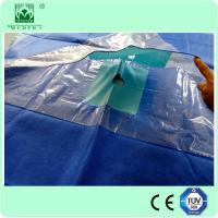 Customised medline knee arthroscopy surgical drape sheets, EO sterile with disposable use