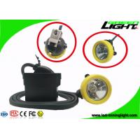 Best USB Charging Rechargeable Miners Headlamp 7.8Ah 10000lux With Silicon Button Cap wholesale
