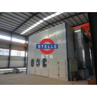 China Portable Automotive Paint Spray Booth / Industrial Car Spraying Oven CE ISO on sale